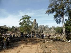 019. Angkor Thom. Bayon