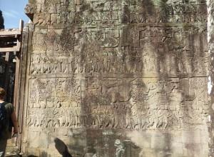 023. Angkor Thom. Bayon