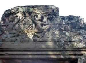 024. Angkor Thom. Bayon