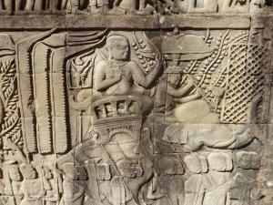 026. Angkor Thom. Bayon