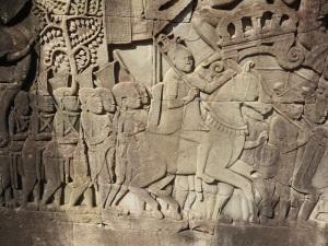 029. Angkor Thom. Bayon