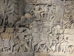032. Angkor Thom. Bayon