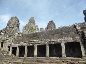 035. Angkor Thom. Bayon