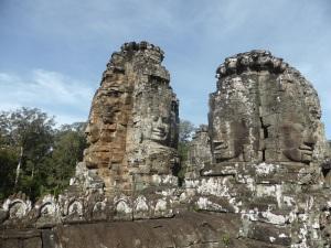 037. Angkor Thom. Bayon