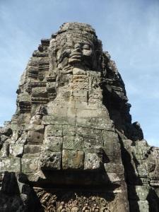 039. Angkor Thom. Bayon