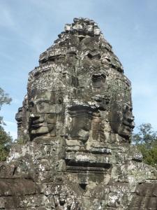 042. Angkor Thom. Bayon
