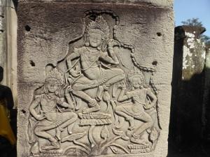 045. Angkor Thom. Bayon