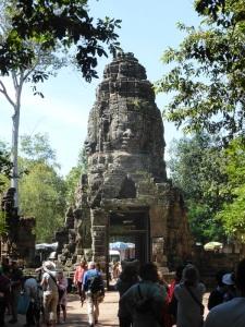 069. Angkor Thom. Ta Prohm
