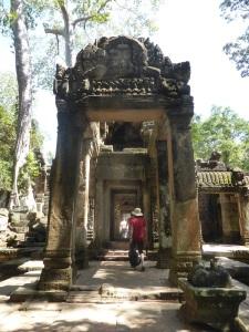 072. Angkor Thom. Ta Prohm