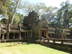 074. Angkor Thom. Ta Prohm