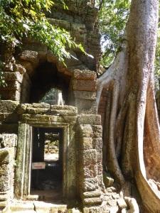 076. Angkor Thom. Ta Prohm