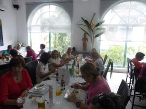 1000. Saigón. Restaurante
