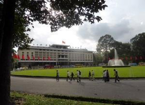 1006. Saigón. Palacio de la Reunificación