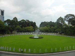 1010. Saigón. Palacio de la Reunificación