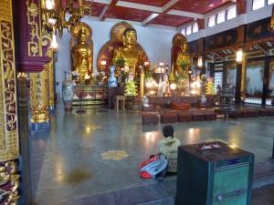 1016. Saigón. Pagoda Chua Vinh Nghiem