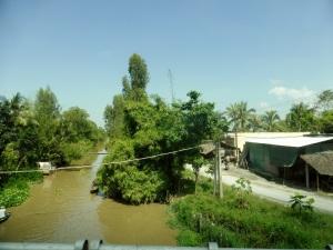 1061. Hacia el delta del Mekong