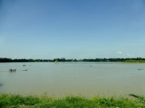 1062. Hacia el delta del Mekong