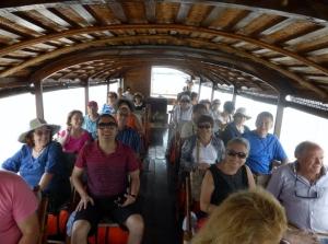 1078. Excursión en barca al mercado flotante de Cai Be