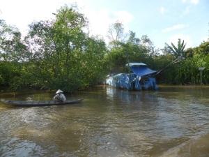1165. Continuación de la excursión por el Mekong