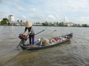1213. Mercado flotante de Cai Rang