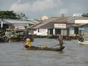 1219. Mercado flotante de Cai Rang
