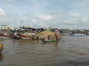 1224. Mercado flotante de Cai Rang