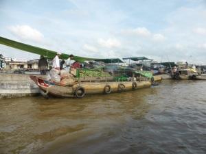 1229. Mercado flotante de Cai Rang