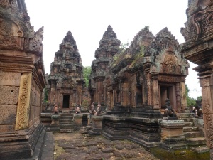 267. Banteay Srey