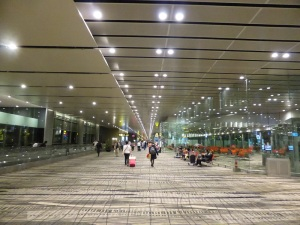 334. Aeropuerto de Singapur