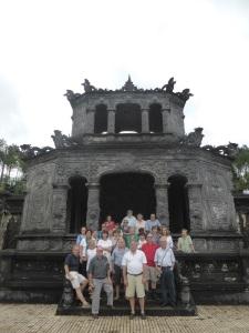 817. Chau Chu (mausoleo de Khai Dinh)