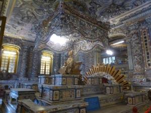 822. Chau Chu (mausoleo de Khai Dinh)