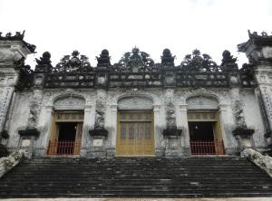826. Chau Chu (mausoleo de Khai Dinh)