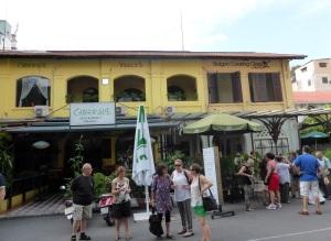 902. Saigón. Restaurante