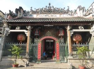 903. Saigón. Pagoda Chua Ba Thien Hau