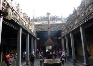 907. Saigón. Pagoda Chua Ba Thien Hau