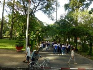 940. Saigón
