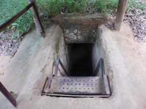 973. Túneles de Cu Chi