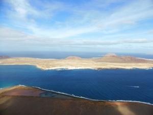138. Mirador del Río. Isla Graciosa