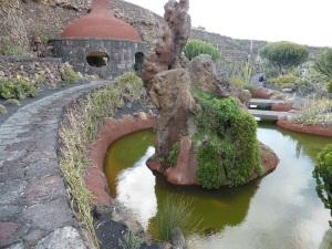 258. Guatiza. Jardín de Cactus