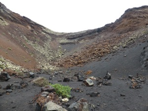 367. Volcán El Cuervo