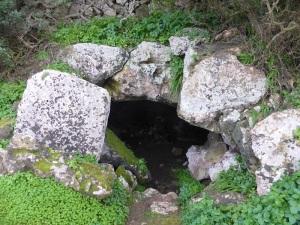 249. Poblado de Torrellafuda. Cueva de enterramiento