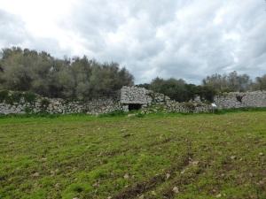 254. Poblado de Torrellafuda. Puerta de acceso