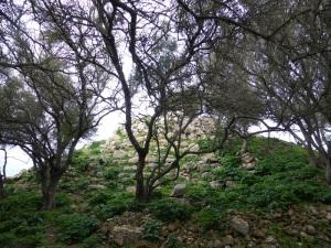 267. Poblado de Torrellafuda. Talayot