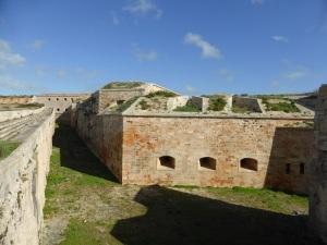 339. Mahón. Fortaleza de La Mola
