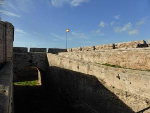 342. Mahón. Fortaleza de La Mola