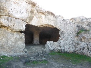 497. Cuevas de Cala Morell