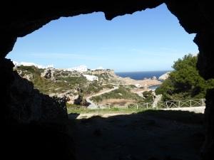 500. Cuevas de Cala Morell