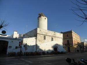 579. Ciudadela. Plaza Alfonso III