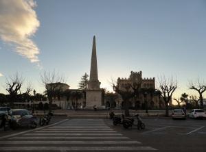 587. Ciudadela. Plaza del Born