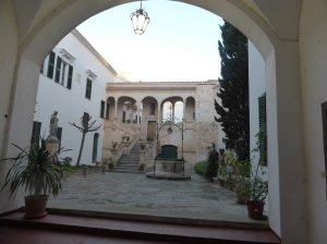588. Ciudadela. Palacio Episcopal